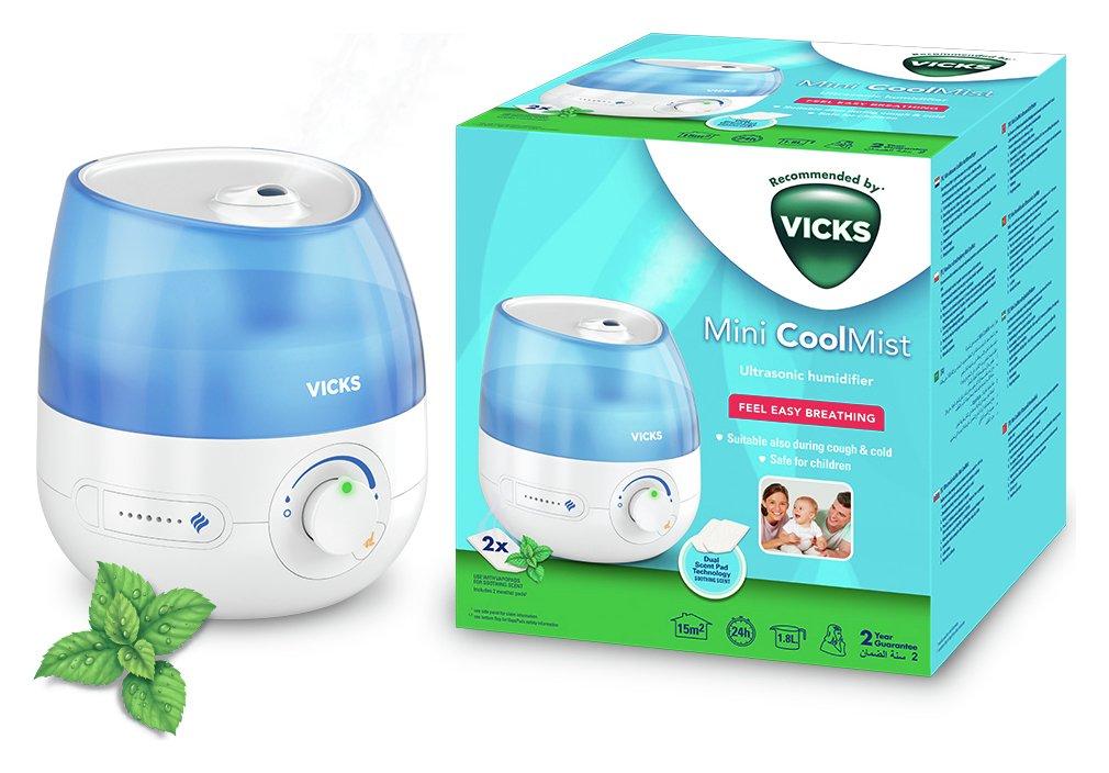 Vicks VUL525E1 Ultrasonic Humidifier