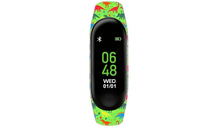 Tikkers Dinosaur Kids Smart Activity Tracker