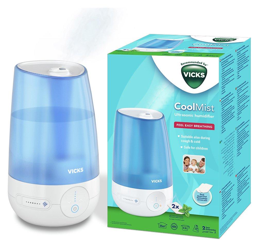 Vicks VUL565E1 Ultrasonic Humidifier