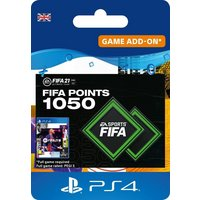 FIFA 21 Ultimate Team 1050 FIFA Points PS4 Digital Download