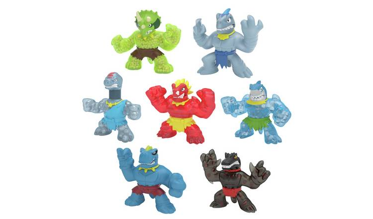 Heroes of Goo Jit Zu Series 3 Dino Power