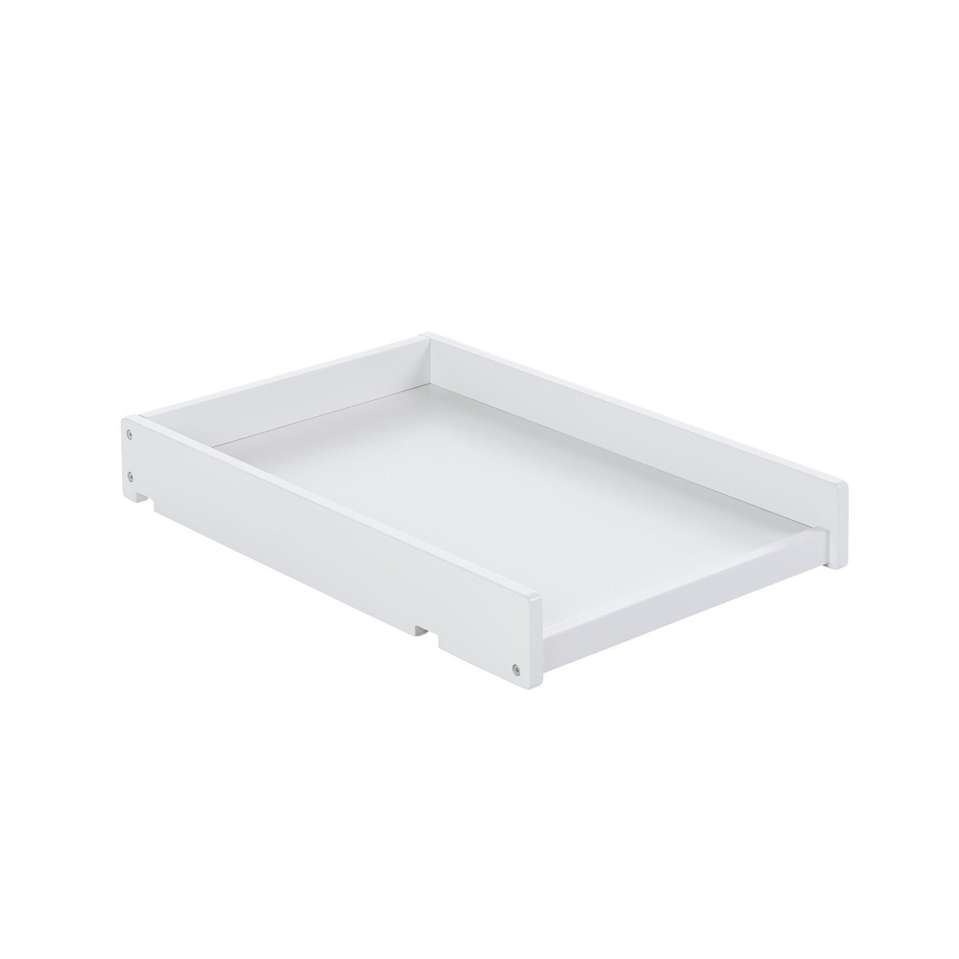 Obaby Space Saver Cot Top Changer - White