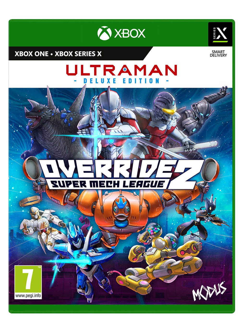 Override 2: Ultraman Edition Xbox One Game