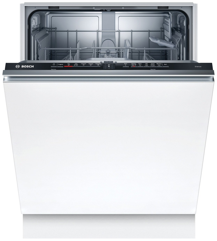 Bosch SMV2ITX18G Full Size Integrated Dishwasher - Black