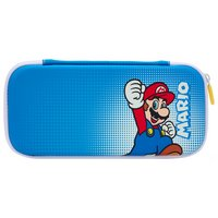Stealth Travel Case for Nintendo Switch - Blue Mario Pop
