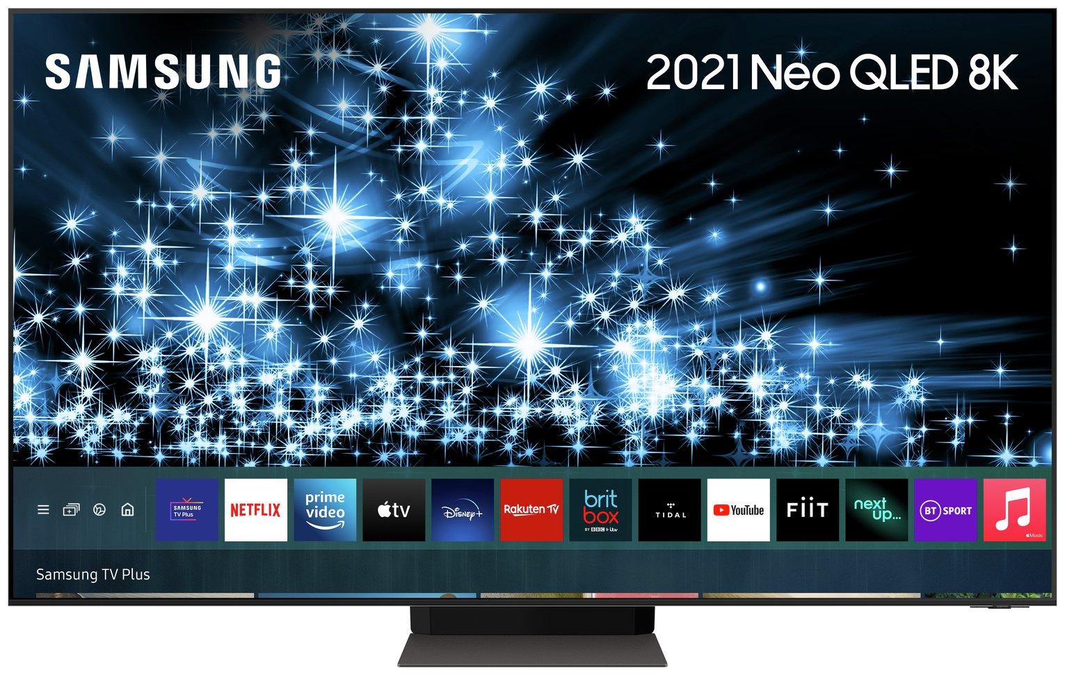 Samsung 65 inch QN700A Neo QLED 8K HDR 2000 Smart TV (2021)