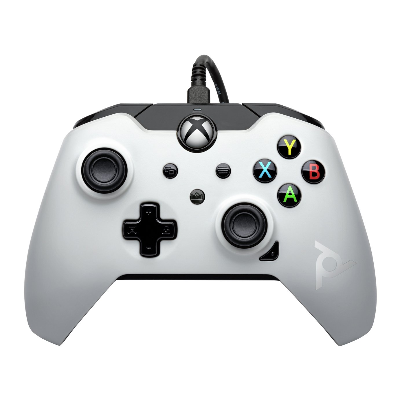 PDP Xbox Series X/S & One Wired Controller - Ghost White
