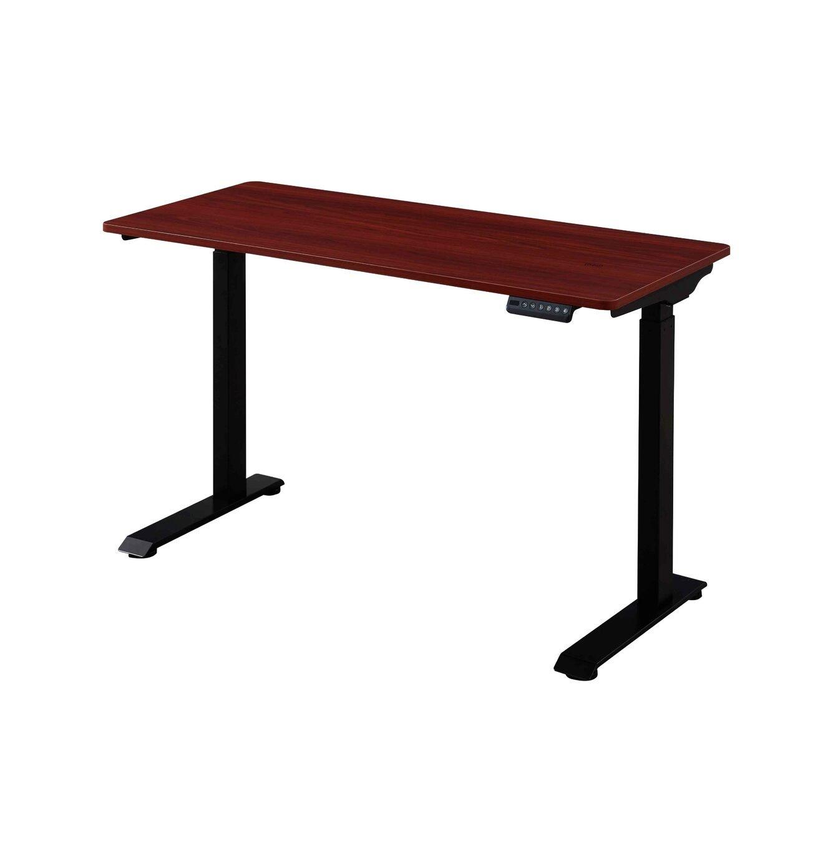 Koble Apollo Height Adjustable Smart Office Desk - Walnut