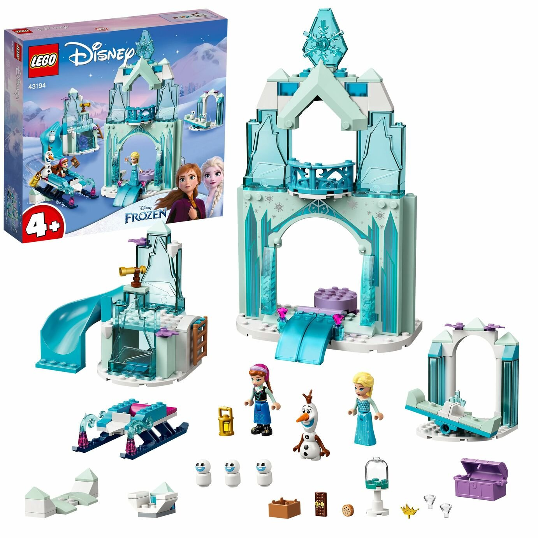 LEGO Disney 4+ Anna and Elsa's Frozen Wonderland Set 43194