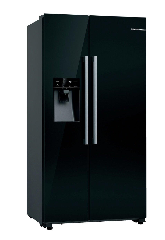 Bosch KAD93VBFPG American Fridge Freezer - Black