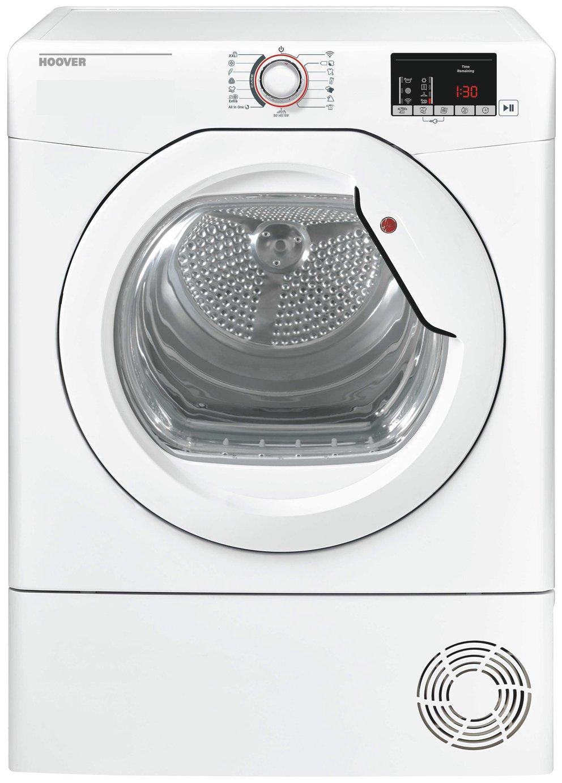 Hoover HLEC10DG-80 10KG Condenser Tumble Dryer - White