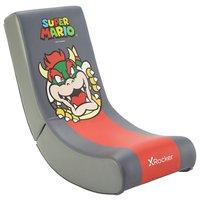 X Rocker Video Rocker Junior Gaming Chair - Bowser