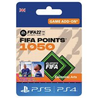 FIFA 22 Ultimate Team - 1050 FIFA Points - PlayStation