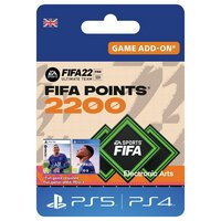 FIFA 22 Ultimate Team - 2200 FIFA Points - PlayStation