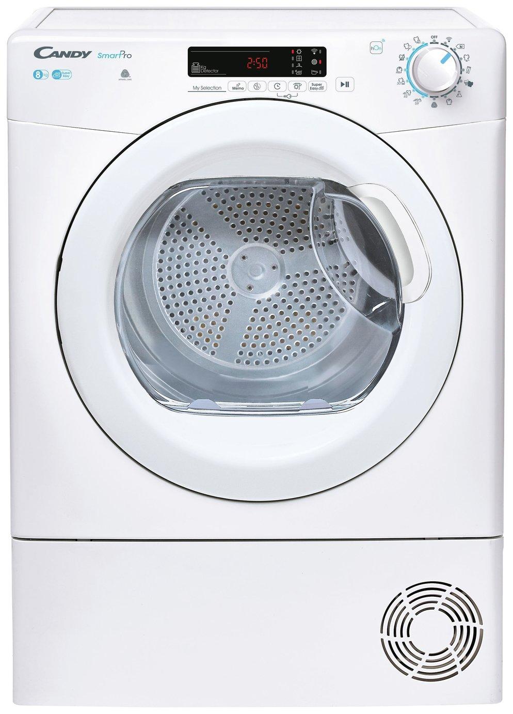 Candy CSOE C8DG-80 8KG Condenser Tumble Dryer - White