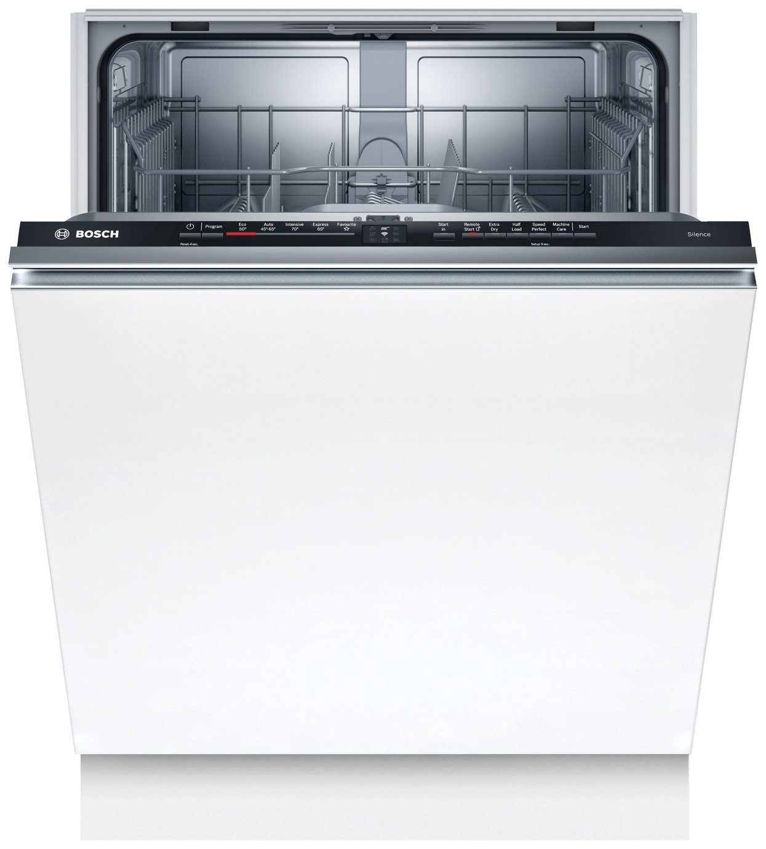 Bosch SMV2ITX22G Full Size Integrated Dishwasher - Black