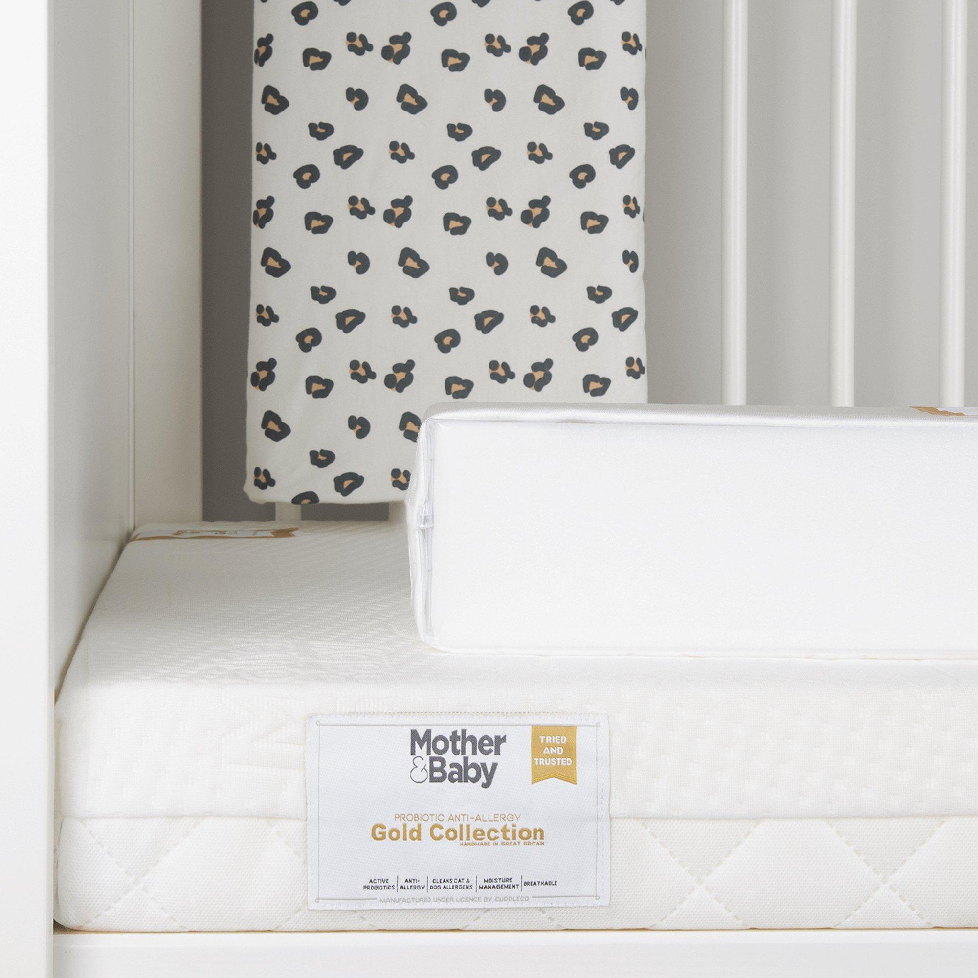 Mother&Baby 140 x 70cm Anti-Allergy Foam Cot Bed Mattress