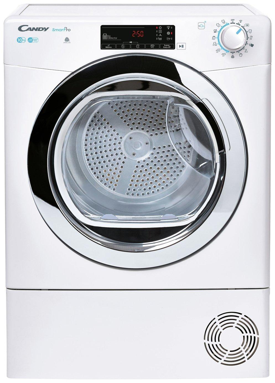 Candy CSOEC10TCG-80 10KG Condenser Tumble Dryer - White