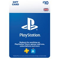 PlayStation Store 10 GBP Gift Card