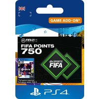FIFA 21 Ultimate Team 750 FIFA Points PS4 Digital Download