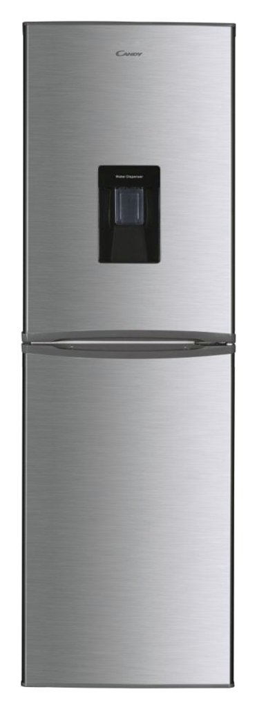 Candy CHCS 517FSWDK Fridge Freezer - Silver
