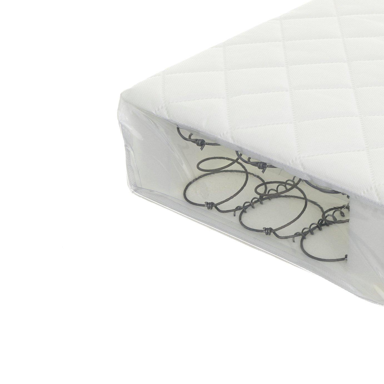 Obaby 140 x 70cm Sprung Cot Bed Mattress