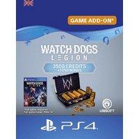 Watch Dogs: Legion 4550 WD Credits PS4 Digital Download