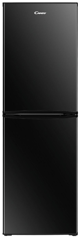 Candy CHCS 517FBK Fridge Freezer - Black