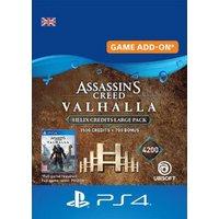 Assassin's Creed Valhalla 4200 Pack PS4 Digital Download