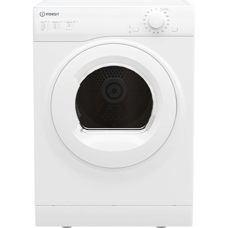 Indesit I1D80WUK 7KG Vented Tumble Dryer - White