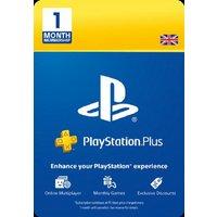 1 Month PlayStation Plus Membership