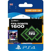 FIFA 21 Ultimate Team 1600 FIFA Points PS4 Digital Download