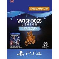 Watch Dogs: Legion 1100 WD Credits PS4 Digital Download