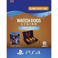 Watch Dogs: Legion 2500 WD Credits PS4 Digital Download