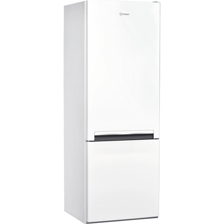 Indesit LI6S1EWUK Fridge Freezer - White
