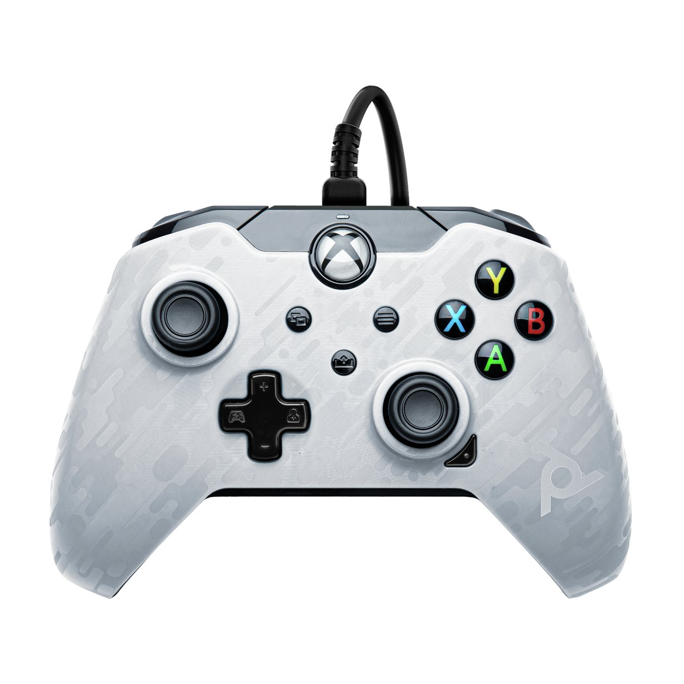 PDP Xbox Series X/S & Xbox One Wired Controller - White Camo