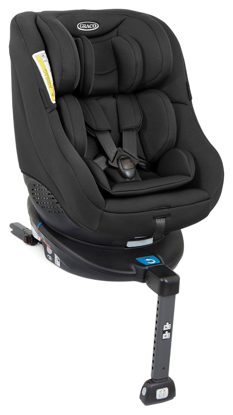 Graco Turn2Me Group 0+/1 ISOFIX Combination Car Seat