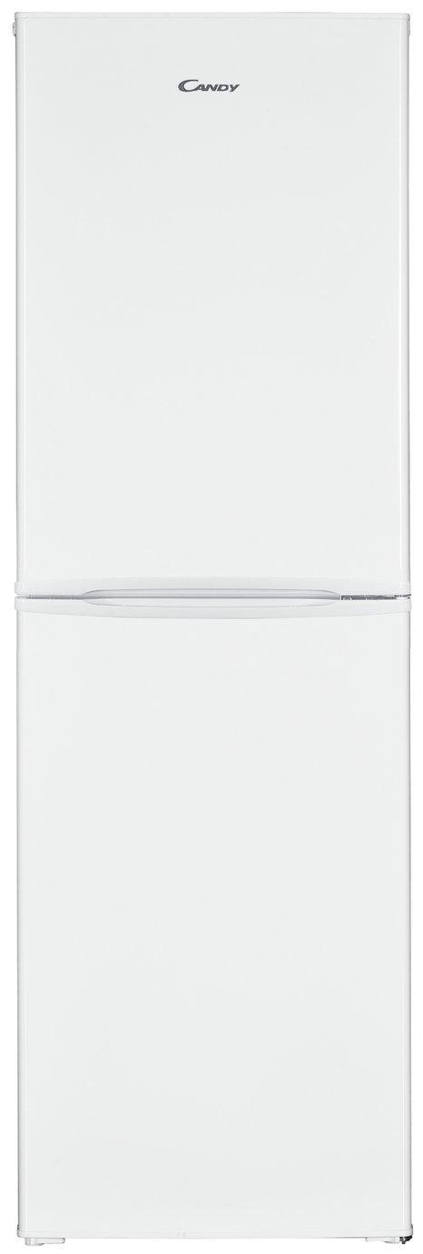 Candy CHCS517FWK Fridge Freezer - White