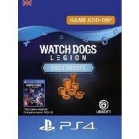 Watch Dogs: Legion 500 WD Credits PS4 Digital Download
