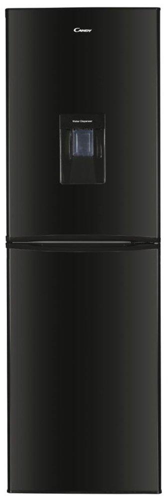 Candy CHCS 517FBWDK Fridge Freezer - Black