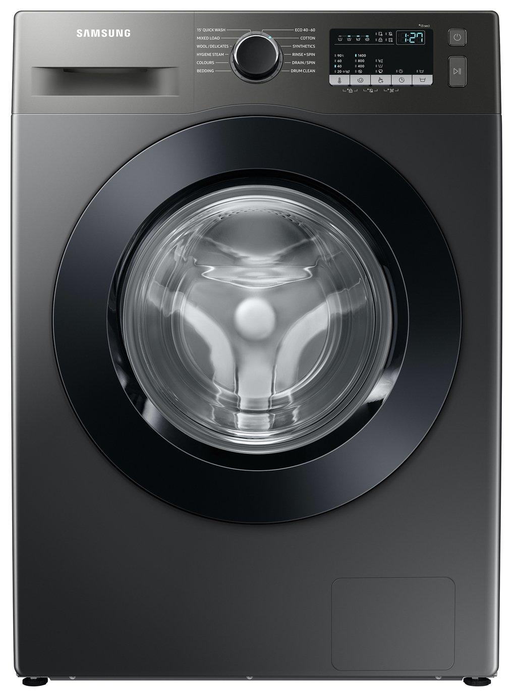 Samsung WW90T4040CX/EU 9KG 1400 Washing Machine - Graphite