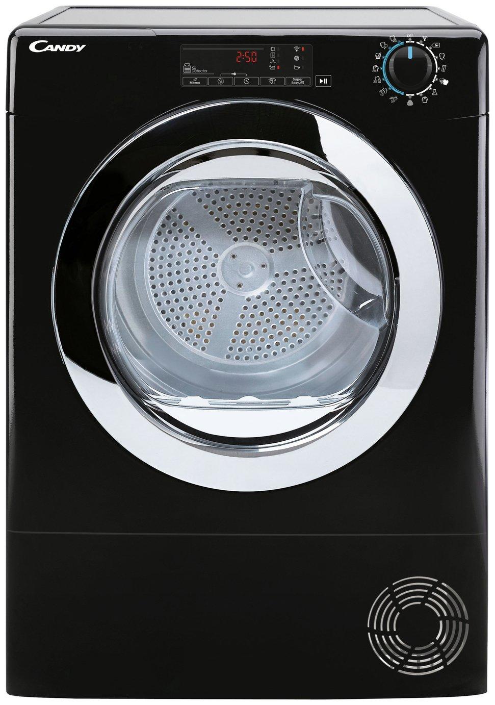 Candy CSOEC10TCGB-80 10KG Condenser Tumble Dryer - Black