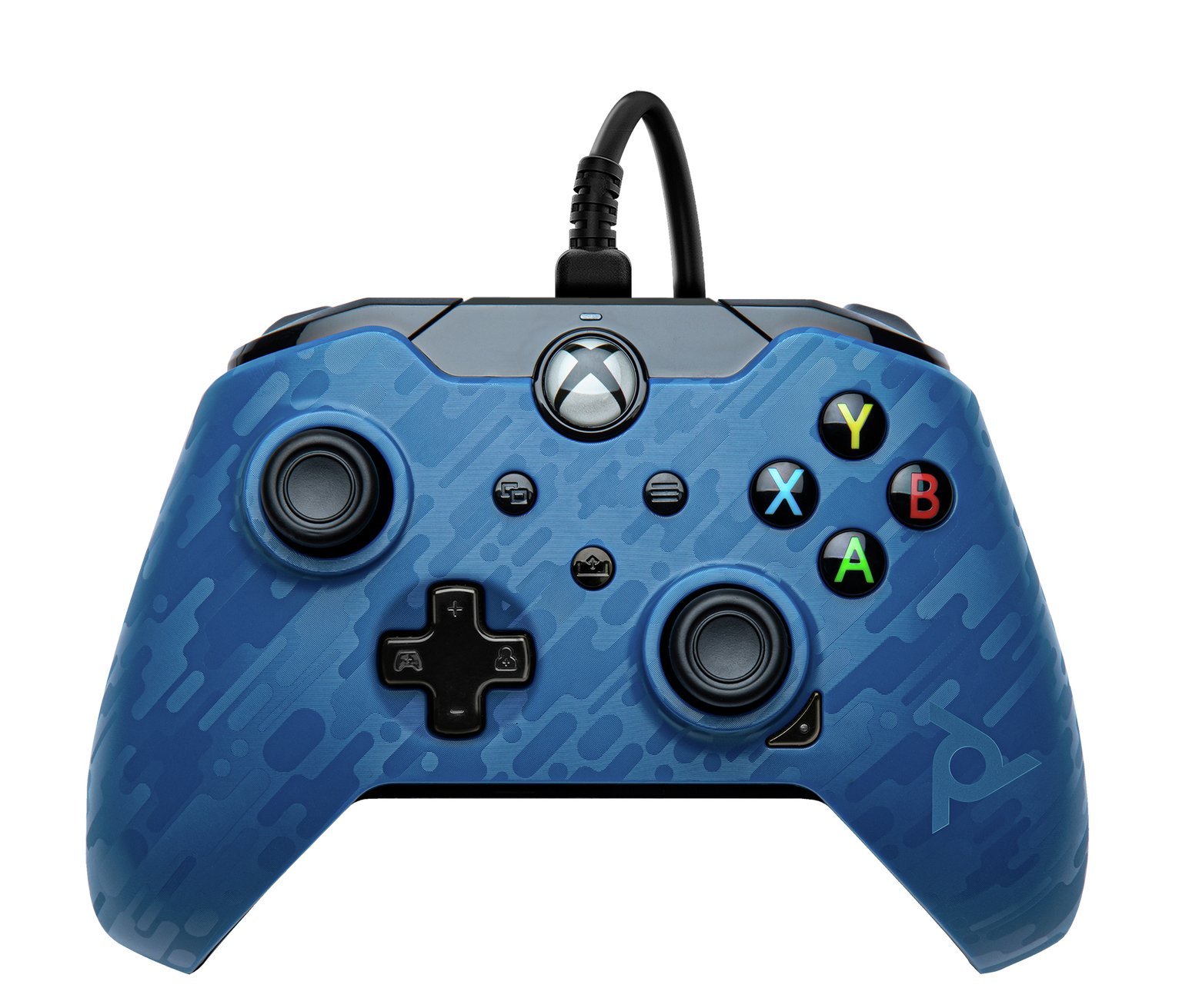 PDP Xbox Series X/S & Xbox One Wired Controller - Blue Camo