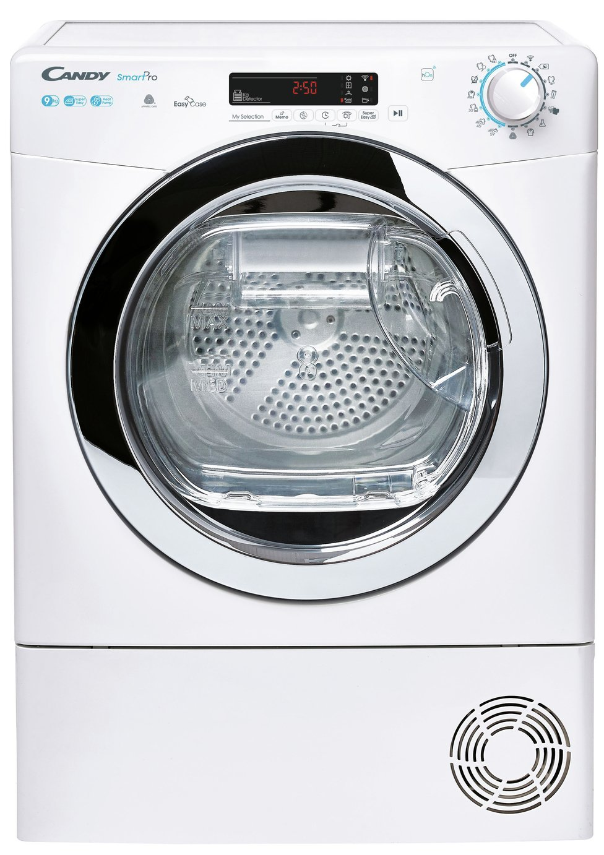 Candy CSOE H9A2DCE-80 9KG Heat Pump Tumble Dryer - White
