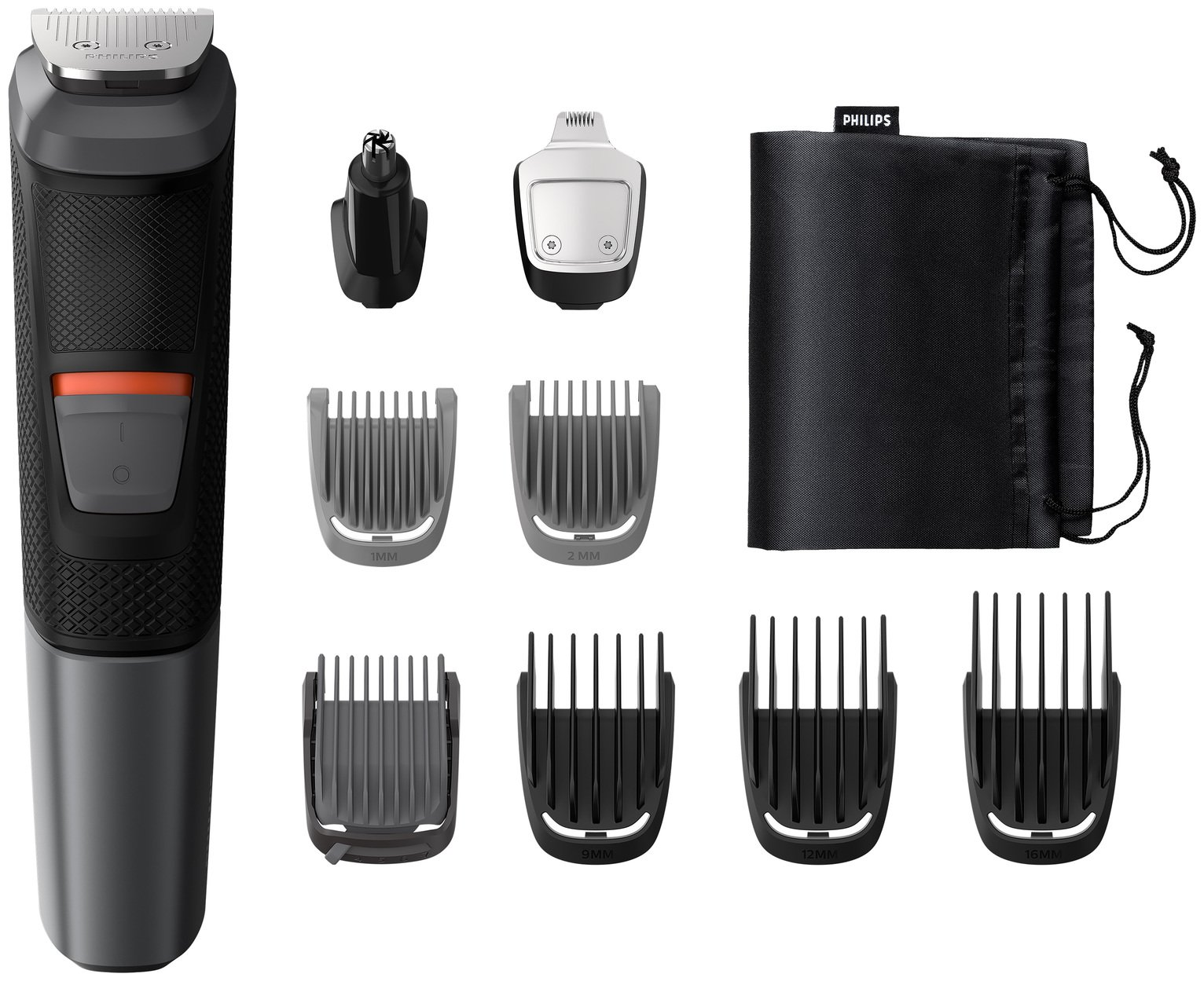Philips 9-in-1 Beard Trimmer and Hair Clipper MG5720/13