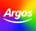Argos Pride 🌈 Logo - Load homepage