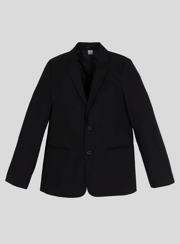 Black Stain Resistant Blazer - 14 years