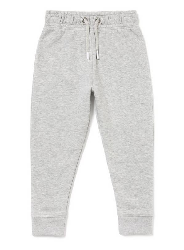 Grey Slim Jogger - 4 years