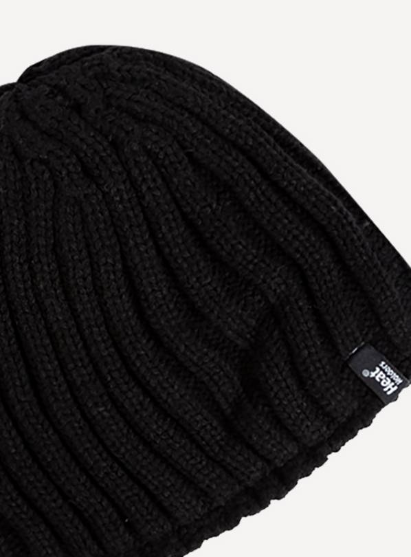 e72096e2de1 Buy SockShop Black Beanie Hat - One Size