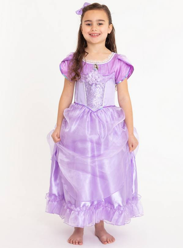 Disney Nutcracker Clara Lilac Costume - 5-6 years